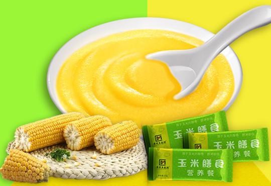 黄河玉米村玉米膳食营养餐25g*32袋